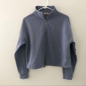 Pink Republic Cropped Sweatshirt